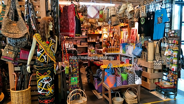 Handicraft Centre in Miri