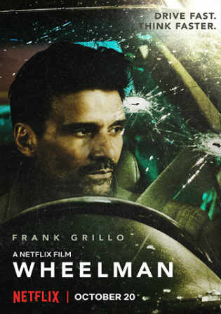 Wheelman 2017 HDRip 250MB English Movie 480p Watch Online Full Movie Download bolly4u