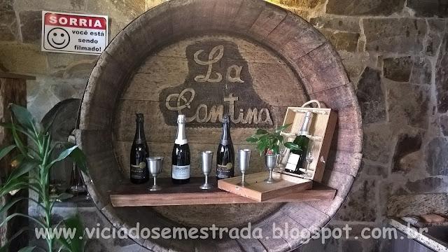 Vinícola La Cantina, Serra Gaúcha