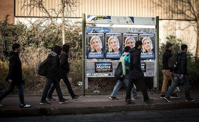 Le Pen για σύνορα: Δεν μπορούμε να βασιστούμε στην κατεστραμμένη Ελλάδα