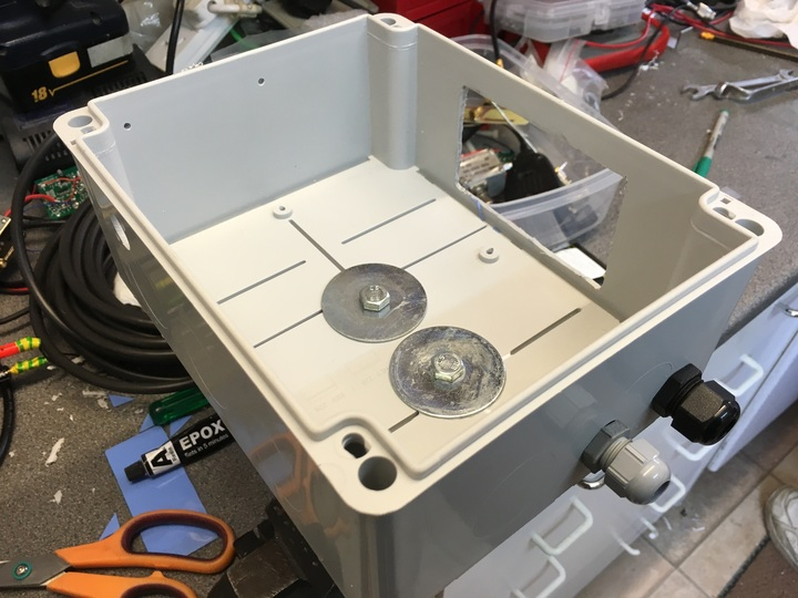 M0ICR - Radio and RF Electronics: Improving the 23cm station