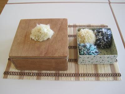Gioco della scatola dei pon pon - fase 4
