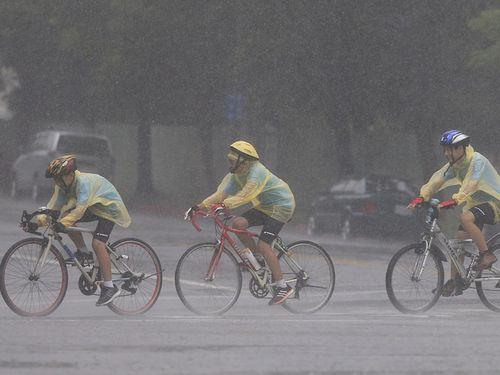 Hujan Diperkirakan Akan Guyur Seluruh Wilayah Taiwan Beberapa Hari Kedepan