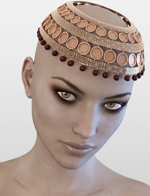 X-Fashion Bohemian Head Scarf