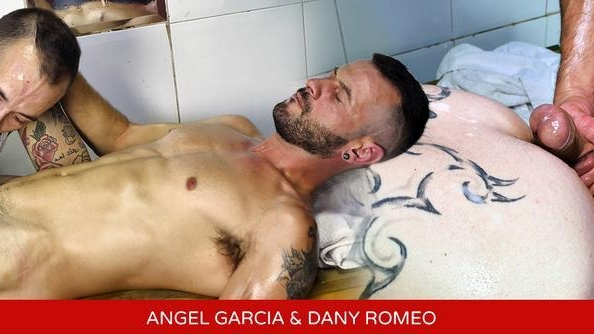 Angel Garcia And Dany Romeo