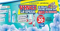 Foto Vinci buoni spesa con Sensodyne e Parodontax