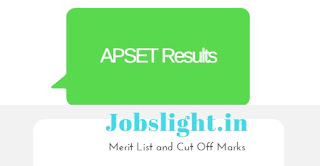 APSET Results 2017