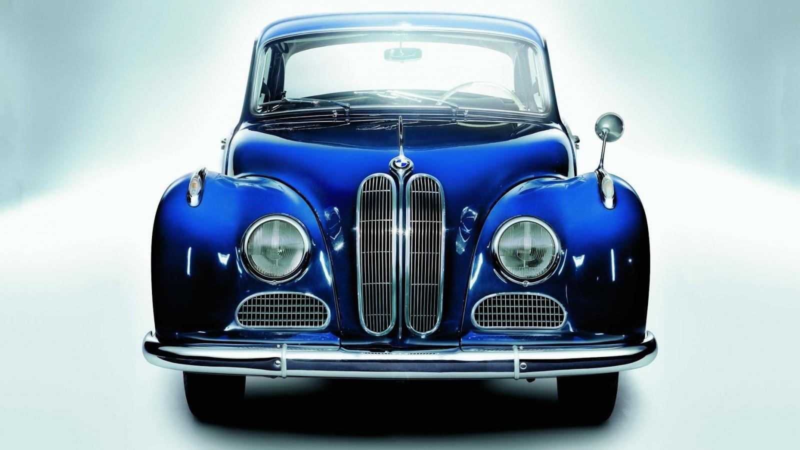 1952-1962 BMW 501