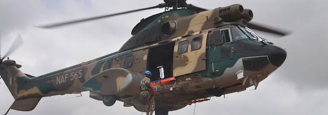 Najeriya ta sayi sababbin jiragen yaki guda 18 domin yakar Boko Haram