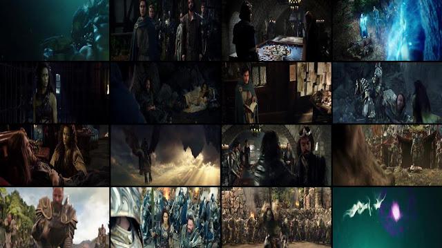 Warcraft 2016 HINDI DUBBED x264 480p BluRay 360MB Screenshot