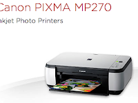 Canon PIXMA MP270 Drivers Free and Review