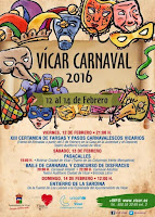 Carnaval de Vícar 2016
