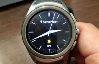 LG Urban Watch 2