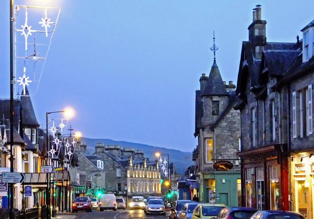 Pitlochry Hotels  Star