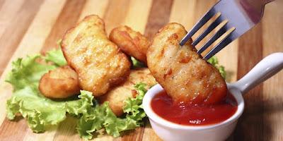 Aneka Resep Nugget Ayam paling praktis Terbaru l Skrupan.com