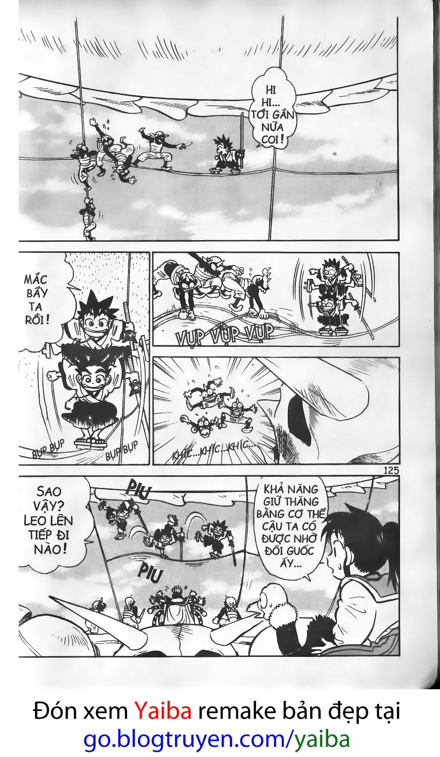 Yaiba chap 26 trang 14