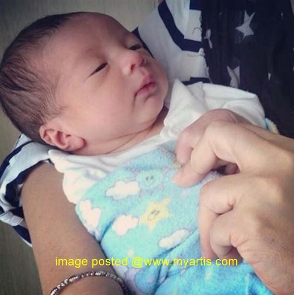 Myartis Com Myartis My Artis 12 Gambar Baby Boy Linda Rafar Syed Aiman Yang Cute