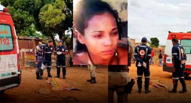 Mulher é executada com tiros na cabeça em Luís Eduardo Magalhães