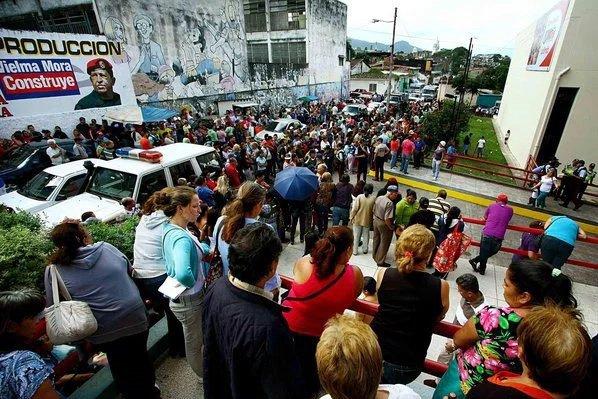 Así se acabaron los alimentos en Venezuela