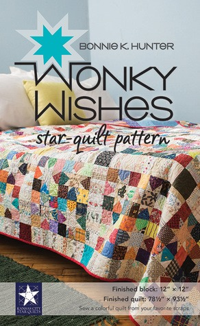 Tumbleweed Quilt Pattern Quick /& easy sewing//cutting method makes it simple!