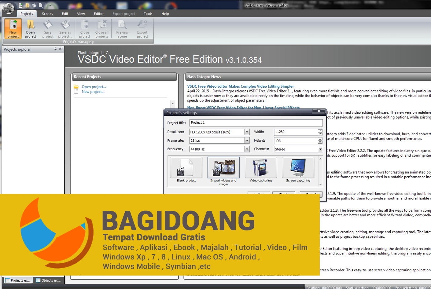 Download Free VSDC Video Editor Software