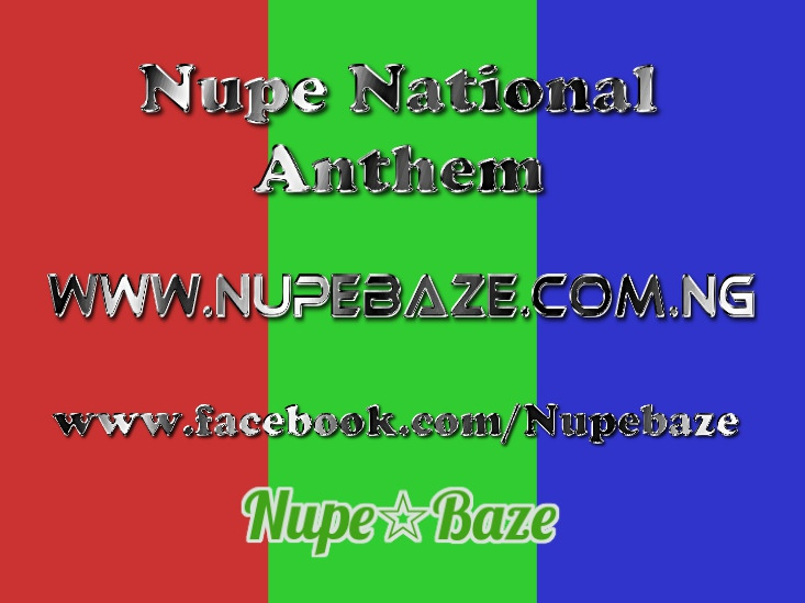 Nupe national anthem