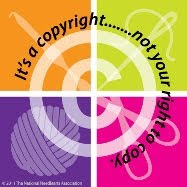 Needlework Copyright Information