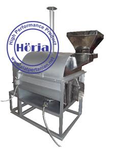 Mesin sangrai kopi kapasitas 10 kg / batch