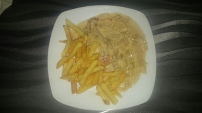 poulet cookeo