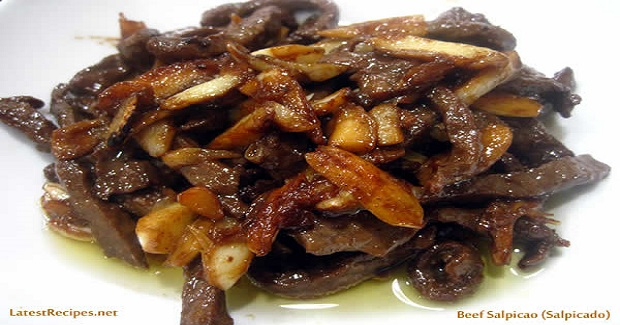 Beef Salpicao (Salpicado) Recipe