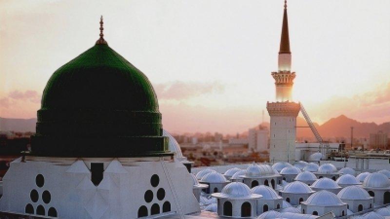المسجد النبوي المدينة المنور يثرب