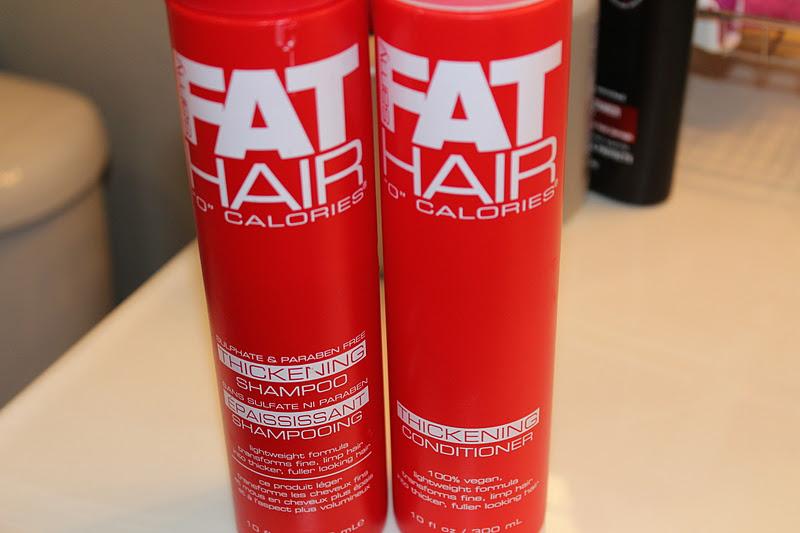 Sammy Fat Hair Products 106