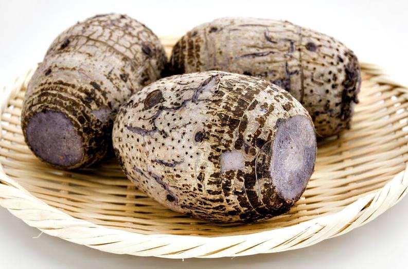 Propiedades nutricionales del Taro