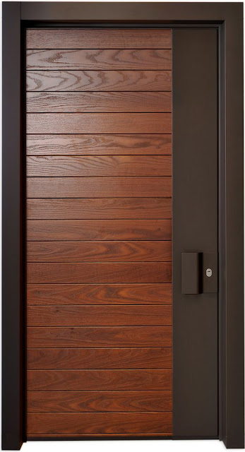 Dwell of decor 20 fantastic designs for interior wooden doors for New wood door design