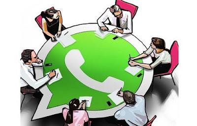 hal unik grup whatsapp WA