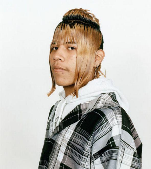Peinados para mujeres de caras pequeñas eHow en Español
