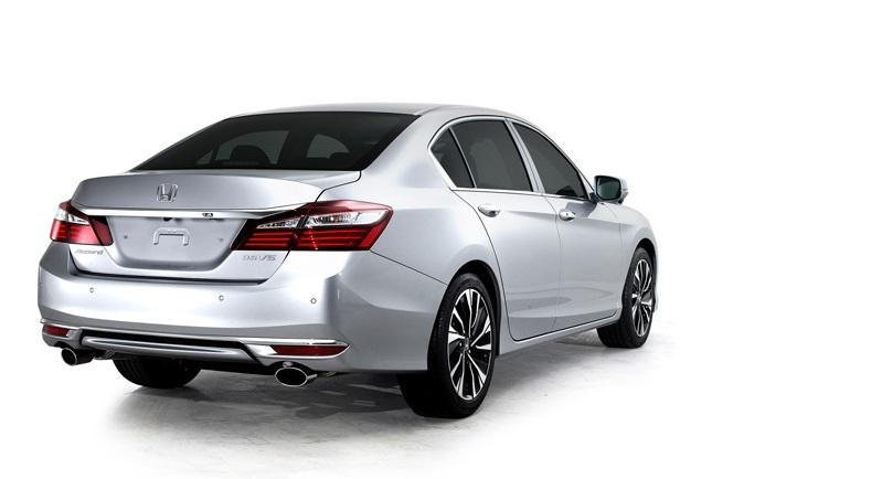 Honda Accord Rear