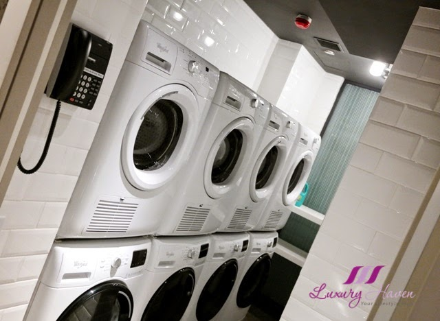 hong kong hotel ovolo southside self serve laundromats