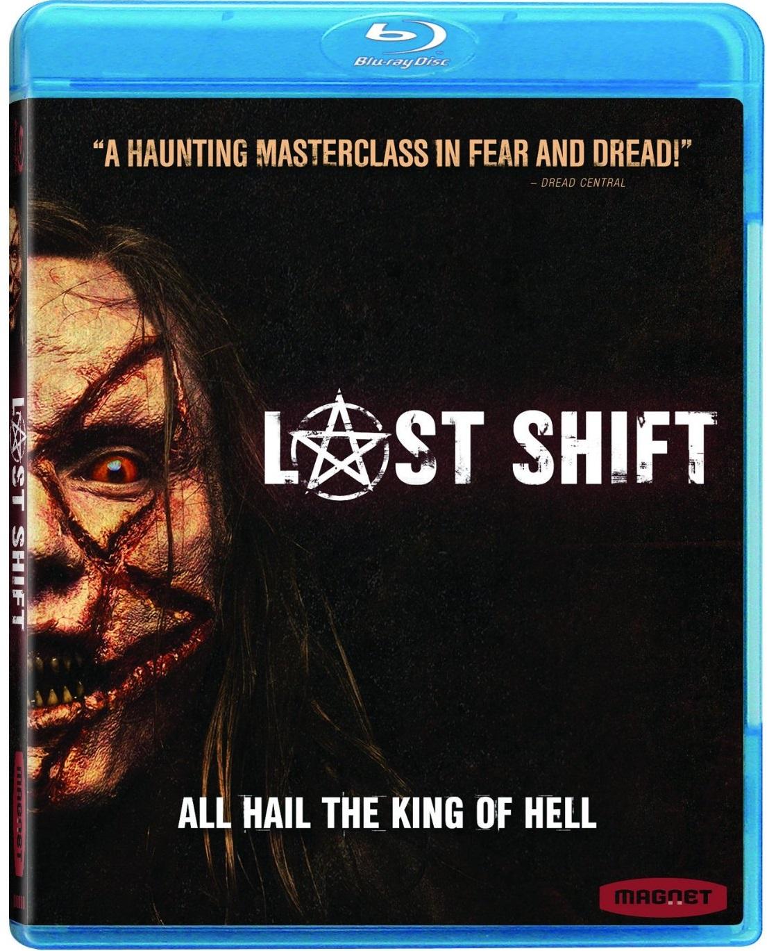 Last Shift (2014) 1080p BD25 Cover Caratula