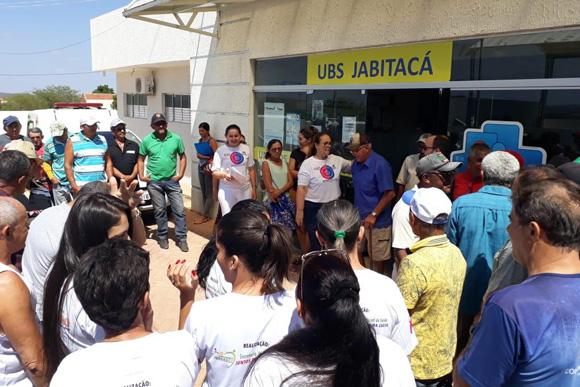 Secretaria de Saúde de Iguaracy realizou com sucesso o