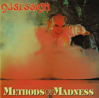 "Obsession - ""Methods of Madness"" (album)"