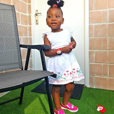 Seyi Law's daughter Tiwa