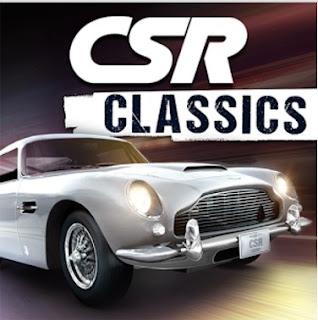 Download CSR Classics MOD APK Data v1.14.1 Terbaru