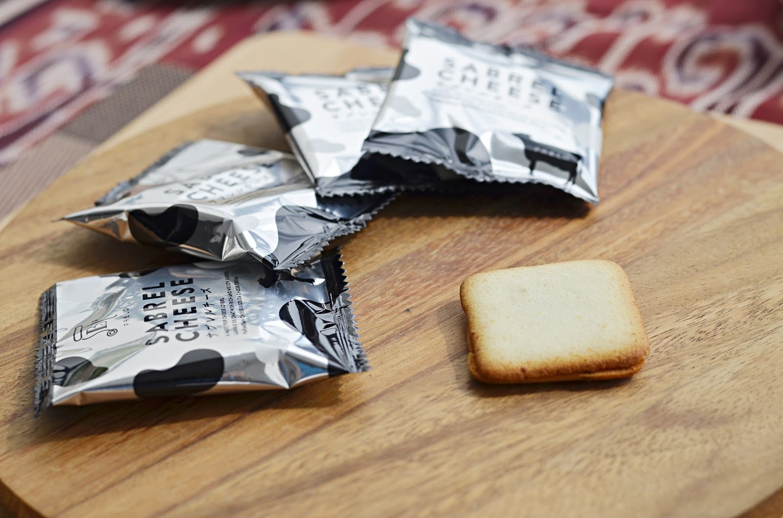 Sara Wanderlust Pablo Coffee Cheese Tarts Are Now Available In Sabrel Black Each Is Individually Wrapped