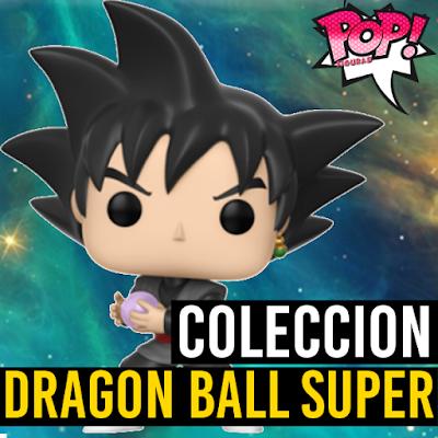 Lista de figuras funko pop de Funko POP Dragon Ball Super