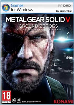 Metal Gear Solid V Ground Zeroes [Full] Español [MEGA]