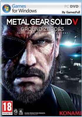 Descargar Metal Gear Solid V Ground Zeroes pc full español mega y google drive.