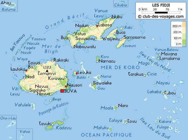 Carte Australie Et Iles Fidji.Les Petit En Nouvelle Caledonie Bula Fiji