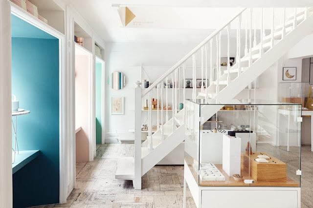 Stilleben, an amazing independent design store located in Copenhagen's inner city