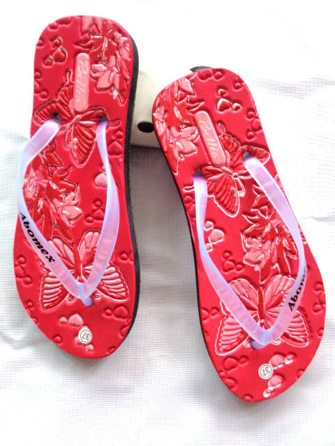 pabrik Sandal Jepit Wanita